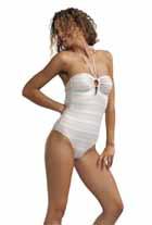Jednodielne plavky Roxy s uväzovaním okolo krku